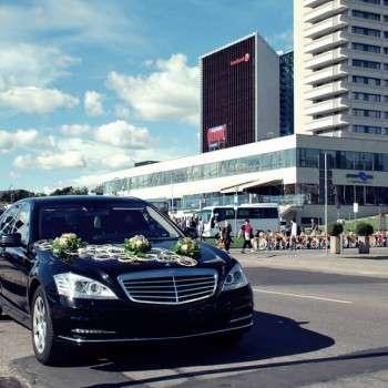 Mercedes Benz automobilių nuoma vestuvėms