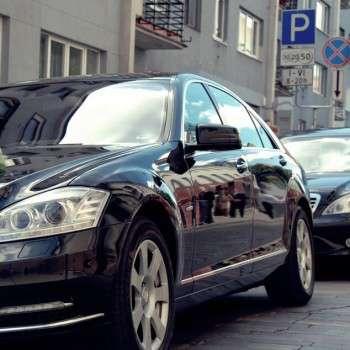 Mercedes-Benz automobilių nuoma vestuvėms