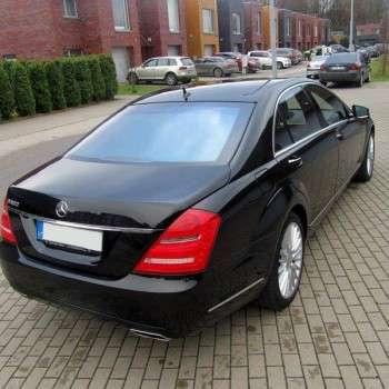 Mercedes-Benz Automobiliai vestuvėms