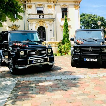 Mercedes-Benz G-Class automobiliai