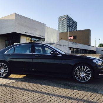Mercedes Benz-S-Class automobilis