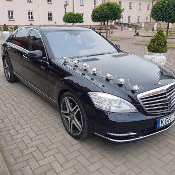 Mercedes Benz S-Class automobilis