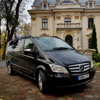 Mercedes Benz Viano mikroautobusas