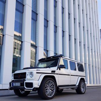 Mercedes Bens G-Class