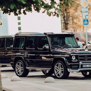 Mercedes Bens G-Class automobiliai